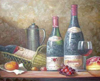 Hand Painted Oil Paintings